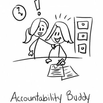 Be accountable for your success